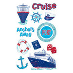 Sandylion - Cruise Collection - Gem Stickers - Cruise