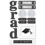 Sandylion - Graduation Collection - Gem Stickers - Graduation, CLEARANCE