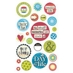 Sandylion - Kelly Panacci - 360 Degrees Collection - Gem Stickers, CLEARANCE