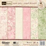 Sandylion - Kelly Panacci - Paper Pack - Pink and Green
