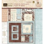 Sandylion - Kelly Panacci - Scrapbook Theme Pack - He's One of a Kind