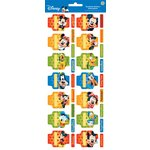 Sandylion - Disney - Cardstock Stickers - Tabs - Mickey, CLEARANCE
