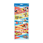 Sandylion - Disney Collection - Cardstock Stickers - Mickey Flags, CLEARANCE