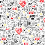 Sandylion - Disney - High School Musical Collection - 12 x 12 Paper - High School Musical, CLEARANCE