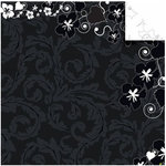 Sandylion - Rouge de Garance - Cupidon Collection - 12x12 Double Sided Paper - Mon Amour, CLEARANCE