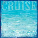 Sandylion - Cruise Collection - 12x12 Paper - Cruising at Sea