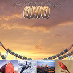 Scrapbook Customs - United States Collection - Ohio - 12 x 12 Paper