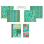 Scrapbook Customs - Tropical Kit - Curacao
