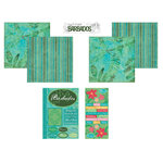 Scrapbook Customs - Tropical Kit - Barbados