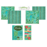 Scrapbook Customs - Tropical Kit - Trinidad