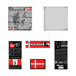 Scrapbook Customs - Complete Kit - Denmark
