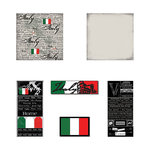 Scrapbook Customs - Complete Kit - Italy