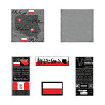 Scrapbook Customs - Complete Kit - Poland