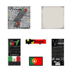 Scrapbook Customs - Complete Kit - Portugal