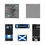 Scrapbook Customs - Complete Kit - Scotland