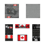Scrapbook Customs - Scratchy Kit - Canada