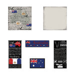 Scrapbook Customs - Scratchy Kit - Australia