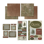 Scrapbook Customs - National Parks Scrapbook Kit - Olympic