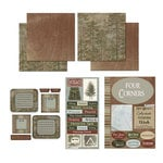 Scrapbook Customs - National Parks Scrapbook Kit - Four Corners