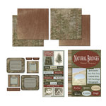 Scrapbook Customs - National Parks Scrapbook Kit - Natural Bridges