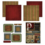 Scrapbook Customs - Patchwork Scrapbook Kit - Pennsylvania