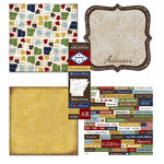 Scrapbook Customs - Chic Scrapbook Kit - Arkansas