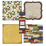 Scrapbook Customs - Chic Scrapbook Kit - Colorado
