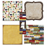 Scrapbook Customs - Chic Scrapbook Kit - Mississippi