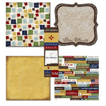 Scrapbook Customs - Chic Scrapbook Kit - New Mexico