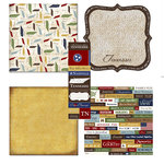 Scrapbook Customs - Chic Scrapbook Kit - Tennessee