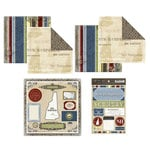 Scrapbook Customs - Lovely Scrapbook Kit - New Hampshire