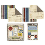 Scrapbook Customs - Lovely Scrapbook Kit - New Jersey