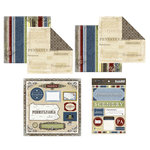Scrapbook Customs - Lovely Scrapbook Kit - Pennsylvania