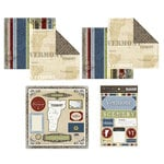 Scrapbook Customs - Lovely Scrapbook Kit - Vermont