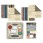 Scrapbook Customs - Lovely Scrapbook Kit - Washington