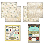 Scrapbook Customs - Explore Country Scrapbook Kit - Japan