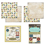 Scrapbook Customs - Explore Country Scrapbook Kit - Netherlands