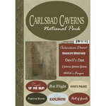 Scrapbook Customs - United States Collection - New Mexico - National Park - Cardstock Stickers - Carlsbad Caverns