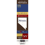 Scrapbook Customs - United States Collection - Nevada - Cardstock Stickers - Chic