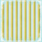 Scrapbook Customs - Religious Collection - 12 x 12 Paper - God Son Stripe