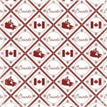 Scrapbook Customs - World Collection - Canada - 12 x 12 Paper - Discover
