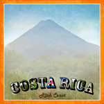 Scrapbook Customs - 12 x 12 Paper - Costa Rica Paradise Vintage
