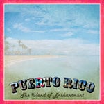 Scrapbook Customs - 12 x 12 Paper - Puerto Rico Paradise Vintage