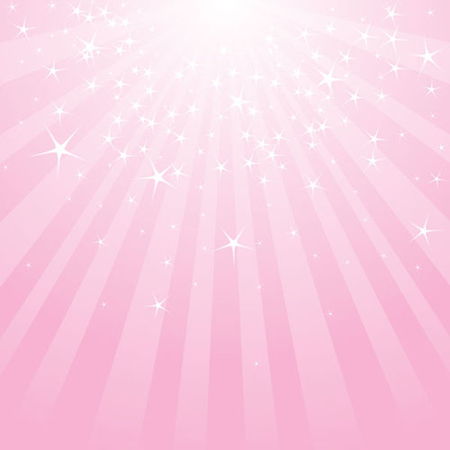 Scrapbook Customs - 12 x 12 Paper - Princess Pink Background