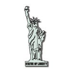 Scrapbook Customs - United States Collection - New York - Laser Cut - Statue of Liberty