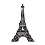 Scrapbook Customs - World Collection - France - Laser Cut - Eiffel Tower