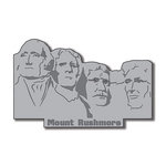 Scrapbook Customs - United States Collection - South Dakota - Laser Cut - Mount Rushmore