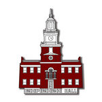 Scrapbook Customs - United States Collection - Pennsylvania - Laser Cut - Independence Hall