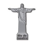 Scrapbook Customs - World Collection - Brazil - Laser Cut - Rio de Janeiro - Christ Statue