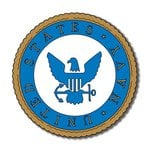 Scrapbook Customs - Military Collection - Laser Cut - Navy Emblem